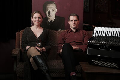 Winnie Böwe & Felix Kroll