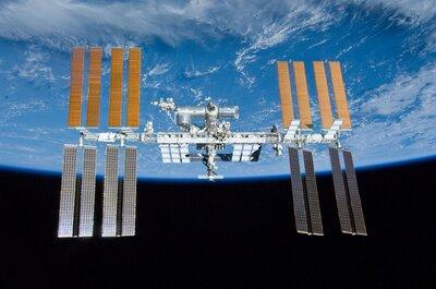 ISS, Bildquelle: NASA
