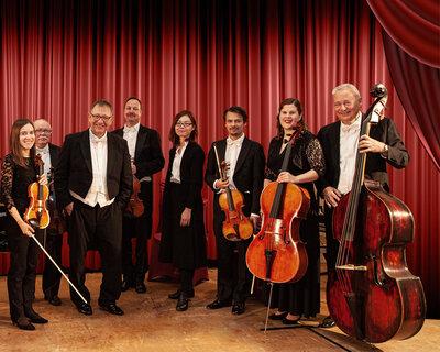 Foto des Salonorchesters: Ulrich Blume