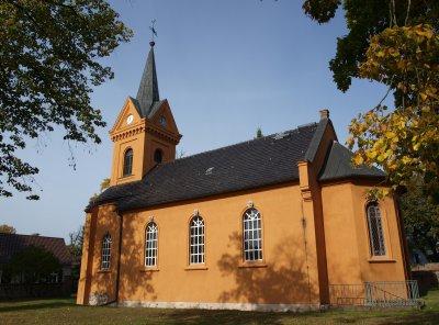 © Foto: J. Struck – Evangelische Kirche Rangsdorf