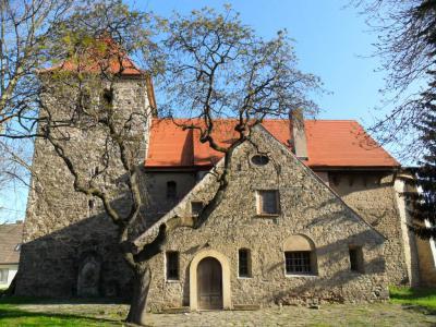 Kirche in Altenburg