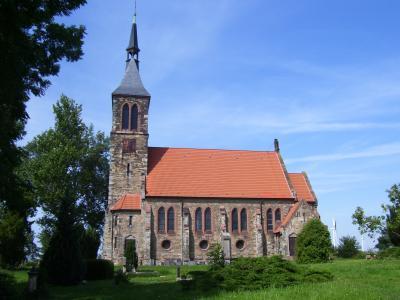 Kirche in Gramsdorf