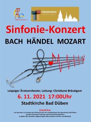 Benefizkonzert Leipziger Ärzteorchester