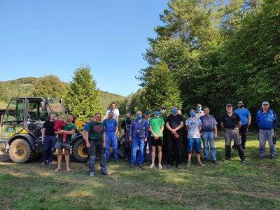 Freiwilligentag 2020 in Sontra-Breitau
