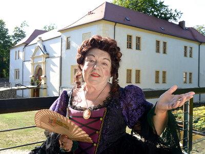 Die Frau des Alchemisten, Erlebnisführung in der Festung Foto: RASCHE FOTOGRAFIE
