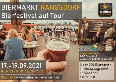 Biermarkt Rangsdorf ©Jüttner Entertainment, Christian Jüttner