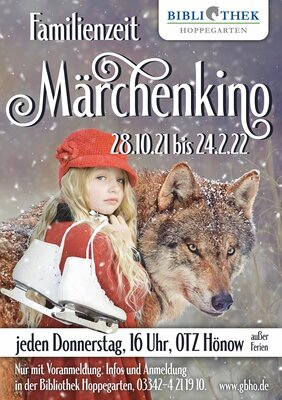 Märchenkino im OTZ Hönow