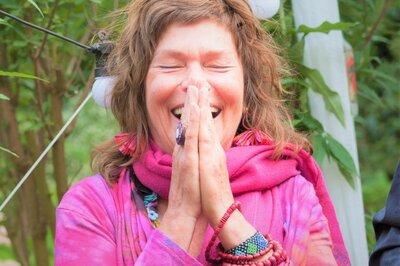 Göttinnengeflüster mit Christiane Grübbel