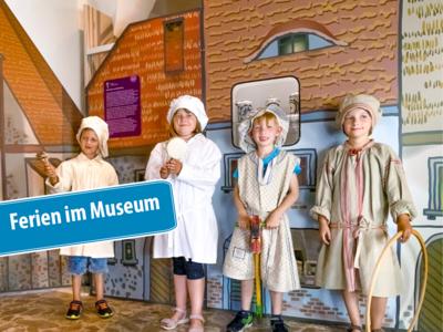 Ferien im Museum - Kosmos einer Kleinstadt Foto Mario Koch