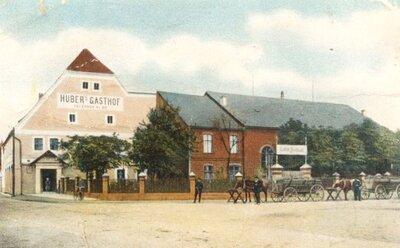 Kurmärker um 1913