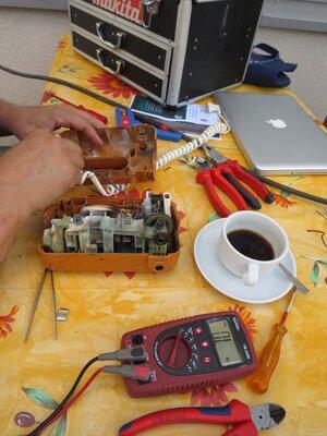 ReparaturCafé - Kaffee trifft defekte Gegenstände