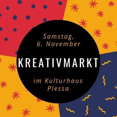 Grafik: Amt Plessa - Kreativmarkt