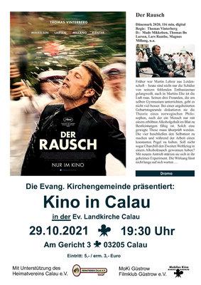 Flyer für den Film