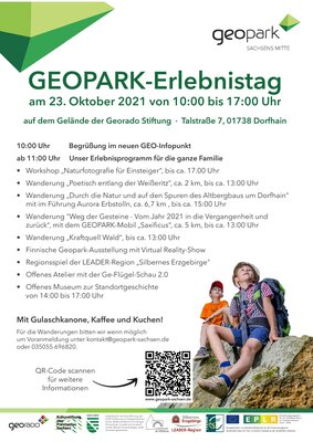 Plakat Geopark