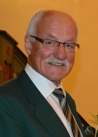 1. Vorsitzender Wilfried Lippert
