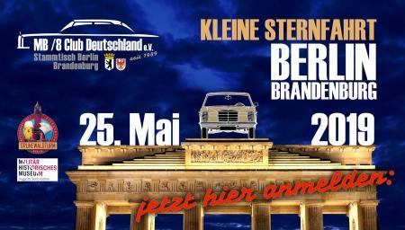 Kleine Sternfahrt Berlin