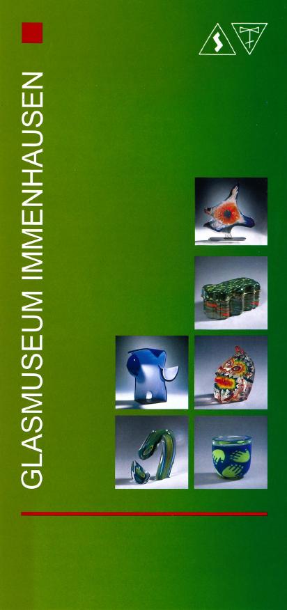 Flyer Glasmuseum