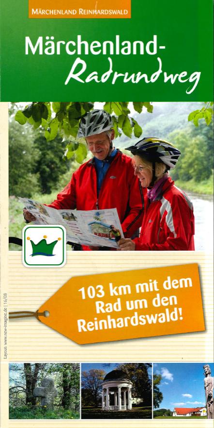 Flyer Märchenland - Radrundweg