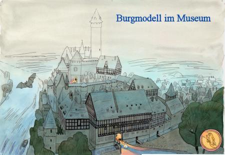 Burgmodell