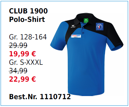 Club 1900 Polo-Shirt