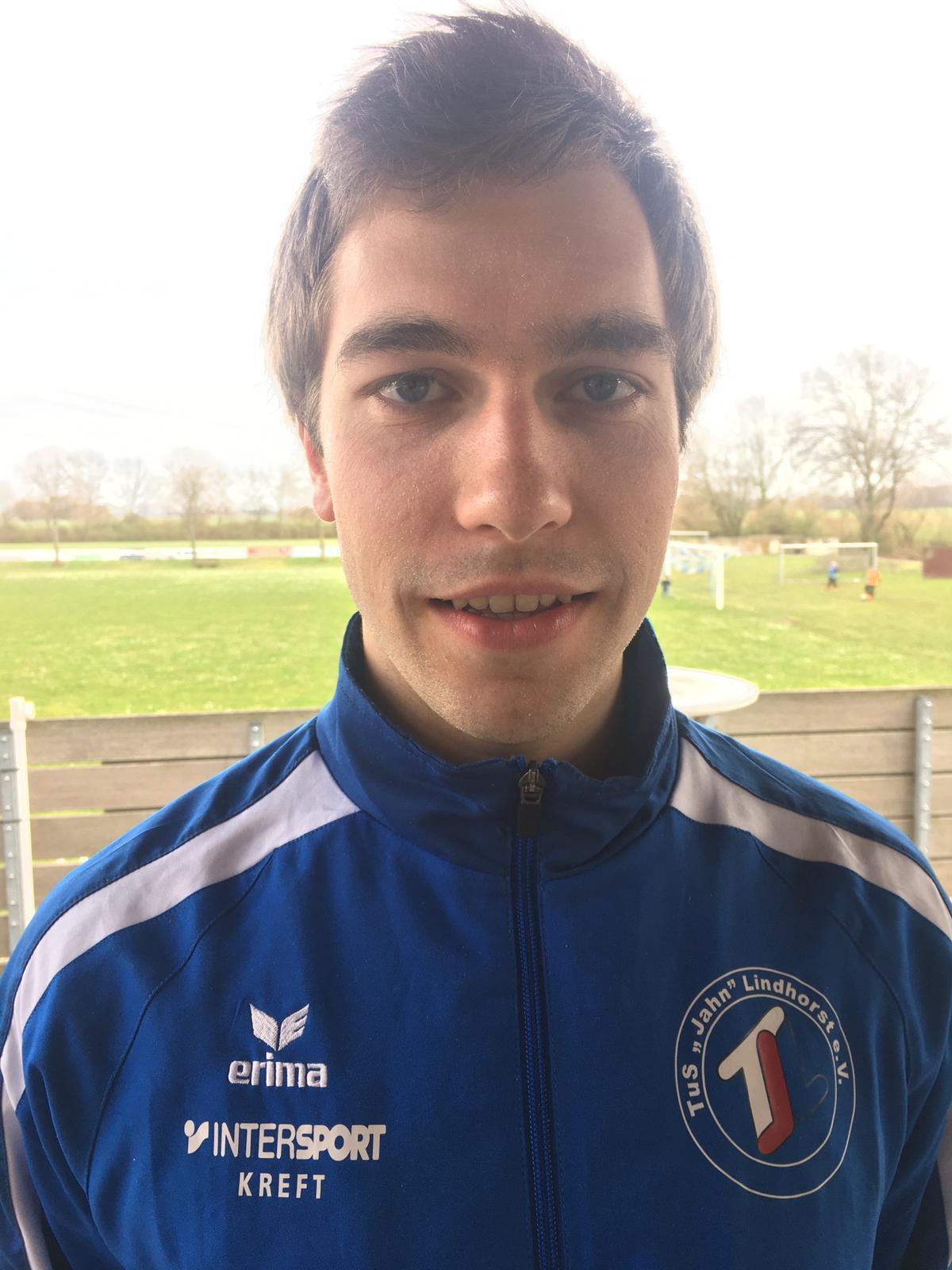 Lars Ellersiek Kassenwart Fußball