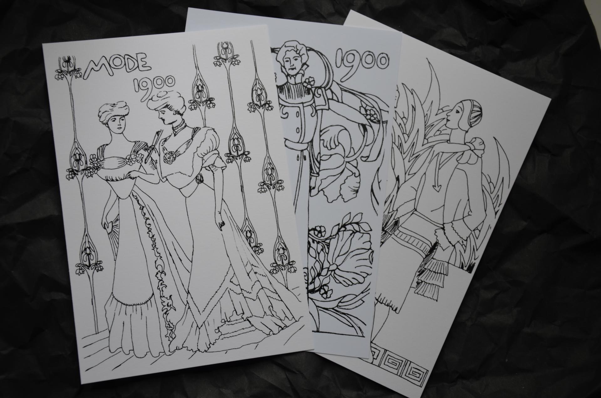 Karten 3er Pack