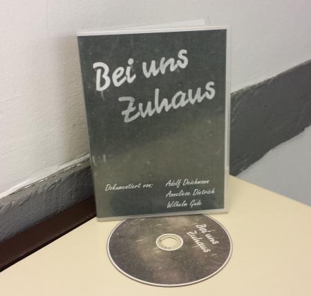 DVD: Bei uns Zuhaus