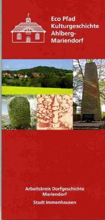 Eco Pfad Kulturgeschichte Ahlberg-Mariendorf