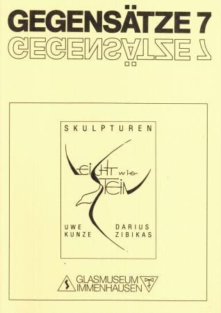GEGENSÄTZE 7