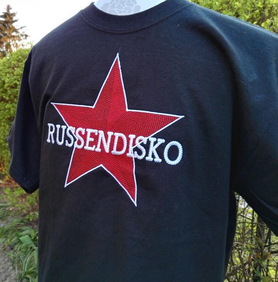 Russendisko  Herrenshirt