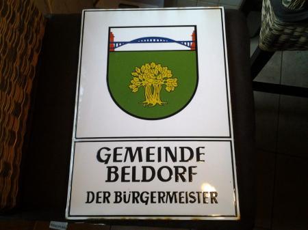 Bgm.Schild