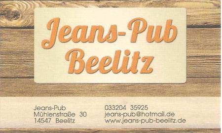 Jeans-Pub