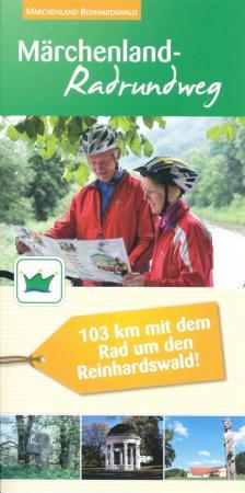 Flyer: Märchenland Radrundweg