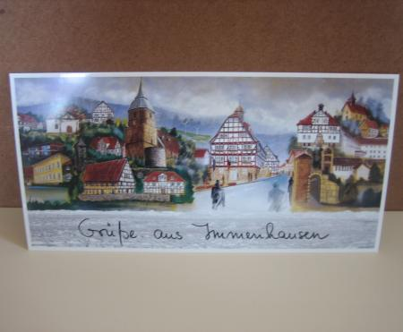 """Grüße aus Immenhausen"""