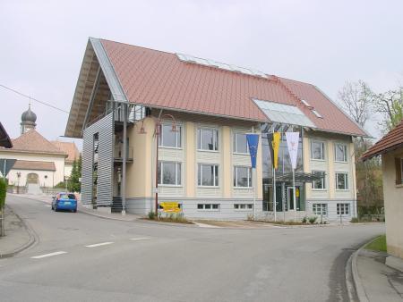 Rathaus Ühlingen