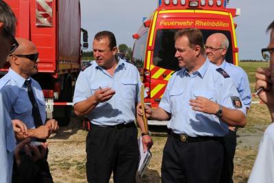 Fotoalbum Wettkampf der VG-Feuerwehren 2016