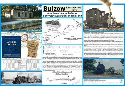Fotoalbum 6. Butzower Spaziergang - Ziel: ehemaliger Bahnhof