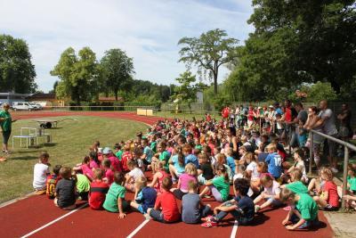 Fotoalbum Sommersportfest