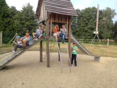 Fotoalbum 1. Wandertag in der Grundschule