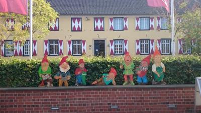 Fotoalbum Tagesausflug nach Zons/Kloster Knechtsteden