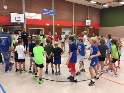 Fotoalbum Handball Jugendcamp 2016 JSG Buchberg
