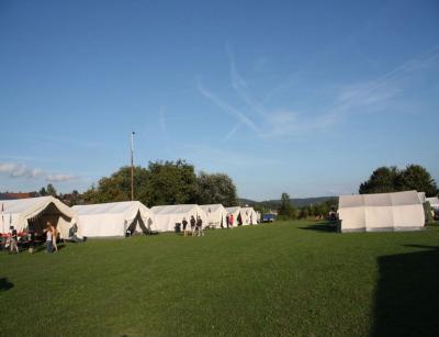 Fotoalbum Stadt- und Gemeindemeisterschaften mit Zeltlager vom 19. - 21.08.2011 in Büches