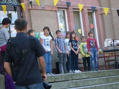 Fotoalbum Unsere Schule hat Geburtstag