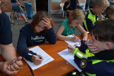Fotoalbum Ausbildungswochenende der Jugendfeuerwehr