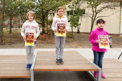 Fotoalbum Herbstprojekttag mit Herbstlauf für alle Klassen
