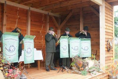 Fotoalbum Hubertusmesse in Butzow