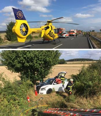 Fotoalbum Unfallopfer bedankt sich bei Freiwilliger Feuerwehr Rheinböllen