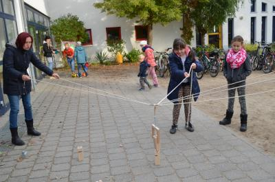 Fotoalbum Hort Räuberhöhle Rangsdorf - Herbstfest 2016