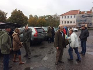 Fotoalbum Fahrt des Kirchgemeinderats auf den Golm