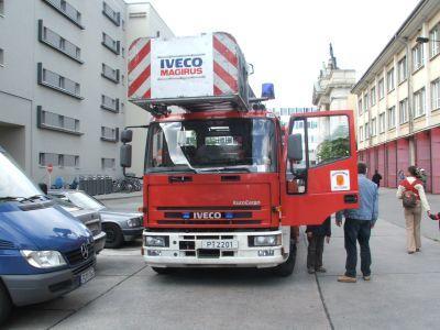 Foto des Albums: Tag der offenen Tür der Feuer- und Rettungswache Potsdam (15.09.2007)